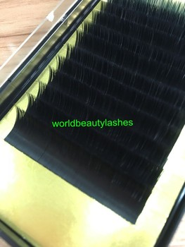 matte ellipse flat eyelash extensions hot sell volume cashmere lashes