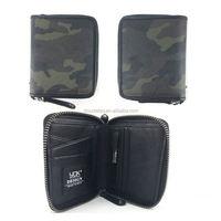 China supplier slim money clip special design purse for men wallet