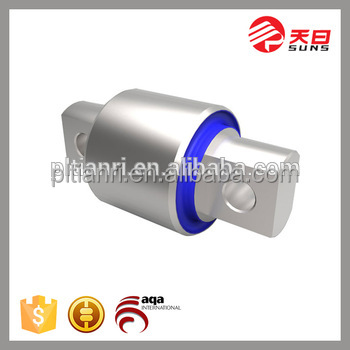 Transparent pu bush heavy duty truck torque rod bushing