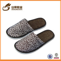hotel supplies pvc ladies footwear pictures warm slipper