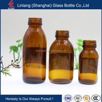 Import Glass Bottle For Health Care