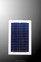 High Quality 20W 18V Polycrystalline Silicon Solar Panel For 12V Photovoltaic Power Home Solar System