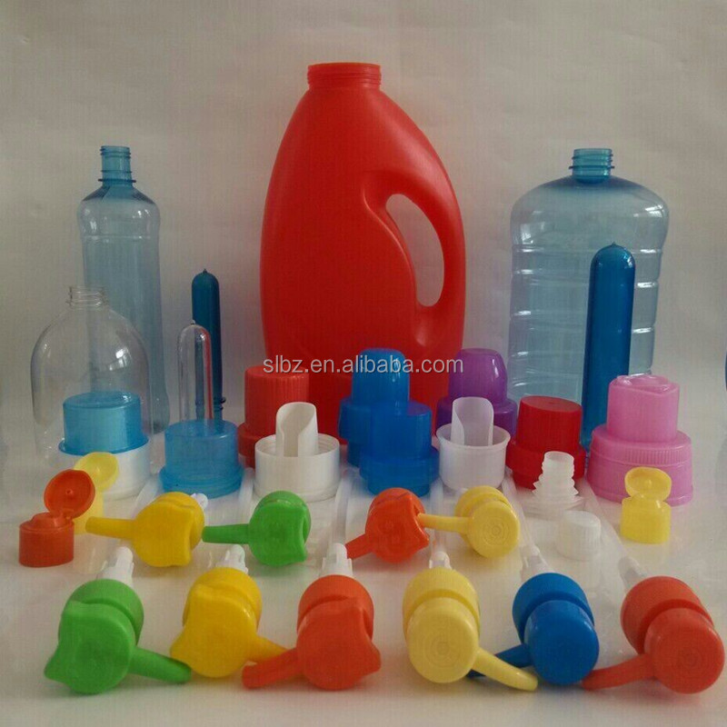 Big factory supply liquid detergent packaging plastic bottle