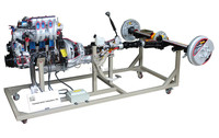 Automobile power drive system training lab equipment