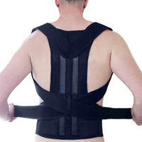 Factory back posture shoulder support brace vest to correct posture CE FDA