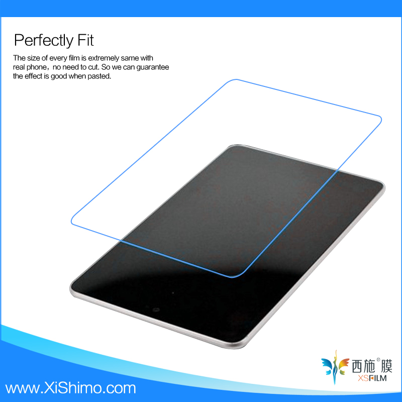 Anti-shock Explosion-proof 9H Anti-shock Explosion-proof 9H tempered glass screen protector for 9.7 inch tablet