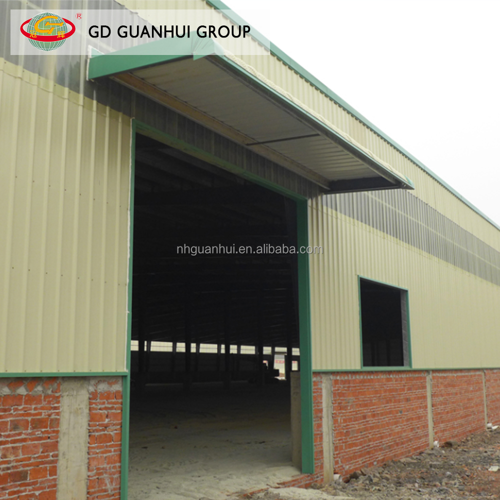 DIY constructions easy joint steel structure foshan warehouse