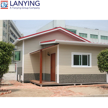 China prefabricated homes with good design