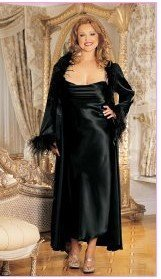 Old Hollywood Glamour style Robe