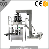 High Speed Cotton Candy Automatic Packaging Machine