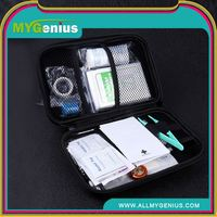 Emergency survival first aid kits box ,H0T5rd car auto travel first aid kits