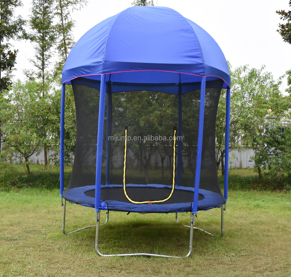 Kids Jumping Trampoline 8FT with Tent for Exercise