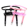 Women Sexy Toys Lace Garter Leather Elastic Leg Loop Sex Products Spike Rivets Stocking Garter Belt