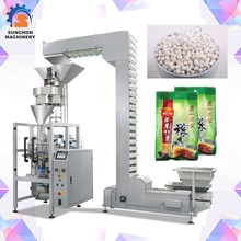Automatic granule sago, tapioca pearl packing machine with good price