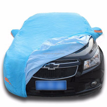 Hot selling PEVA + Polyester cotton Car body cover UV protection
