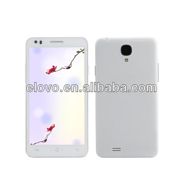 Smart phone with 800*480 5.0inch android phone