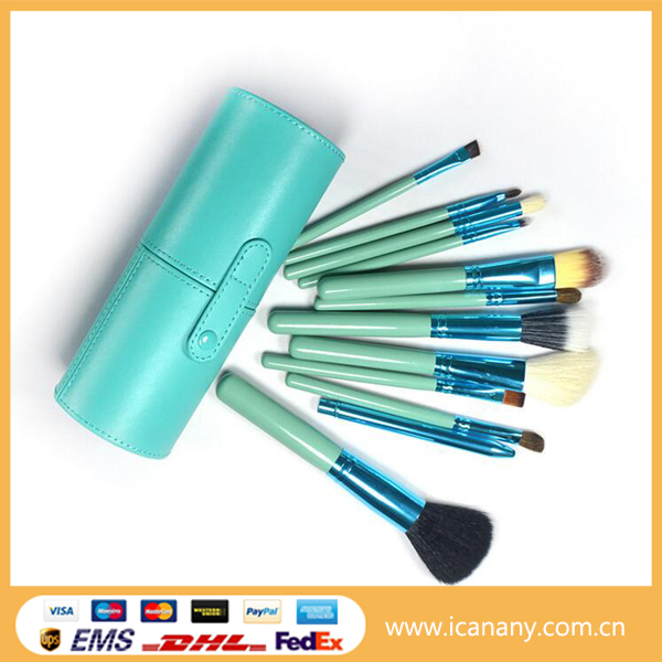 2017 beauty enhancing custom logo makeup brushes free samples cosmetic brushes set
