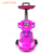Hot selling china factory baby walker kids mega slide car with canopy