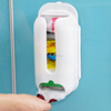 wall mount holder polybag container polybag storage box