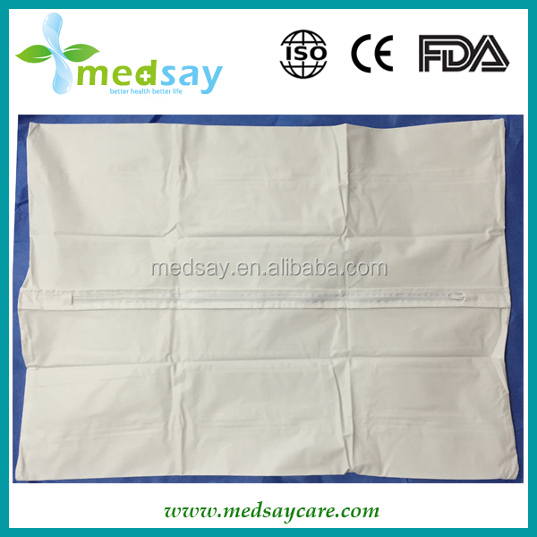 straight type Medical Biodegradable Body bag