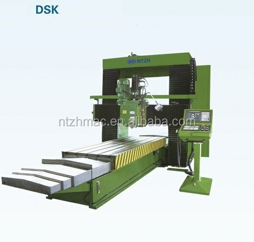 DSK Series Conventional Gantry CNC Milling Machine for Sale