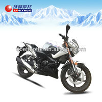 chinese manufacturer zf-ky automatic racing muffler motorcycle (ZF250)