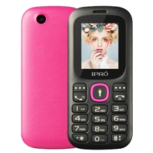 Good price high quality ipro i3185 1.77 inch 2G GSM mini small size mobile phone dual sim 800 mah