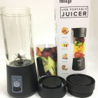 NEW Smoothie portable blender 2 blades and 6 blades joyshaker bottle blender