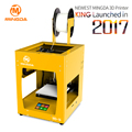 High quality FDM mini metal 3D printer for education and making model