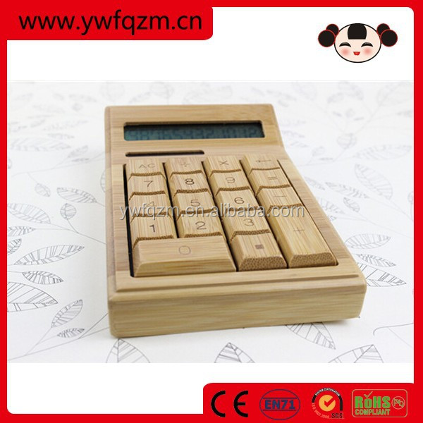 pocket electronic digital fancy calculator