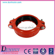 High-performance Security fire fighting pipe fittings