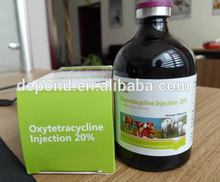 Long acting Oxytetracycline 20% LA injection
