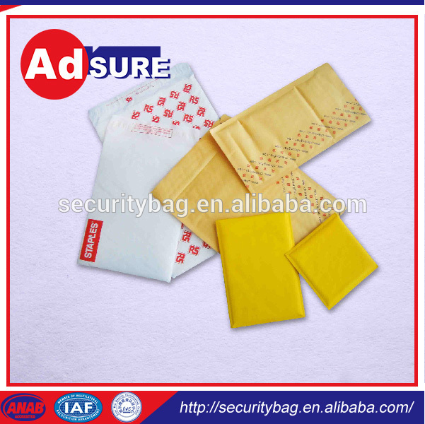 Bubble Mailers Padded Envelopes/Air Bubble Plastic Packing Bag For Protective/Printed Poly Bubble Envelopes With Custom Logo