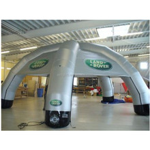 popular competitive price inflatable dome tent indoor or outdoor inflatable carport/garage