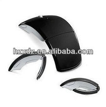 2013 New Optical Foldable Wireless Mouse 2.4GHz