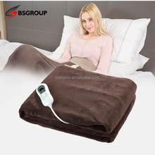 thermal tie down electric blanket