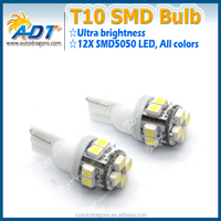 2014 newest T10 194 168 c5w auto LED light bulbs for mazda 6 for mazda 3 for ford used auto parts