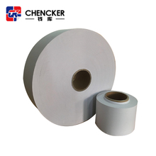 China gold maker supplys printing machine die cutting blank label stickers on a roll