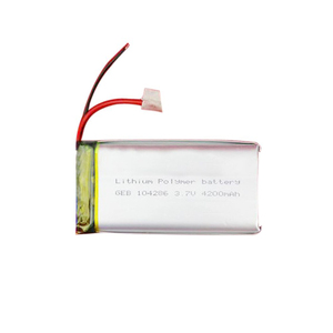3.7V 4200mAh Cheap battery Solar Cell Lipo Rechargeable Nickel iron Batteries for sale