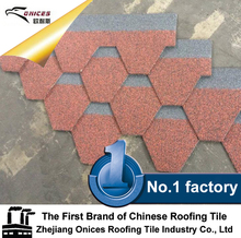 Copper Asphalt Roofing Shingles