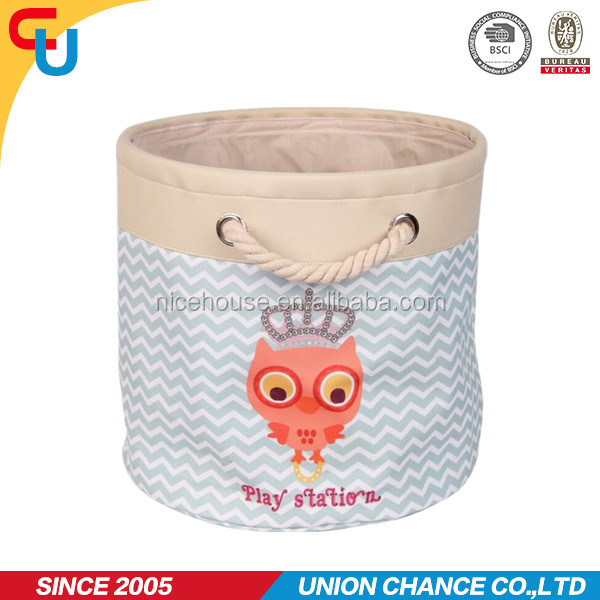 Printing polyester cheap delicates laundry bag for dirty clothes