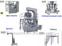 Sesame Seeds Rotary Preformed Bag Packing Machine