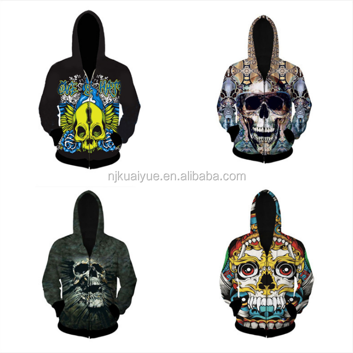Newest OEM Allover bamboo hoodie galaxy Print 3D Hoodies