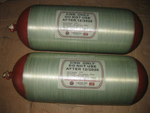 50L to 200L CNG Composite Cylinder Type 2 with ISO11439 ECER110