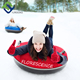 40 Inch Inflatable Snow Sled Tubes for Winter Sports