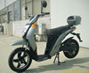 EEC electric moped with pedal assist