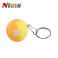 2.5CM Puzzle Ball With Keychain