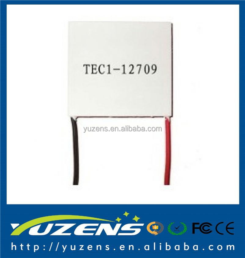 Heatsink Thermoelectric Cooler TEC1-12709 12V 9A 40*40MM Cooling Peltier Plate Module