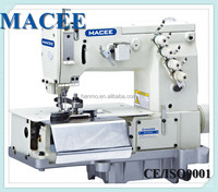 MACEE2000C INDUSTRIAL SEWING MACHINE LOOPER SEWING MACHINE WAISTBANDING MACHINE HIGH SPEED