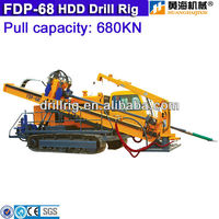Trenchless drilling machine FDP-68